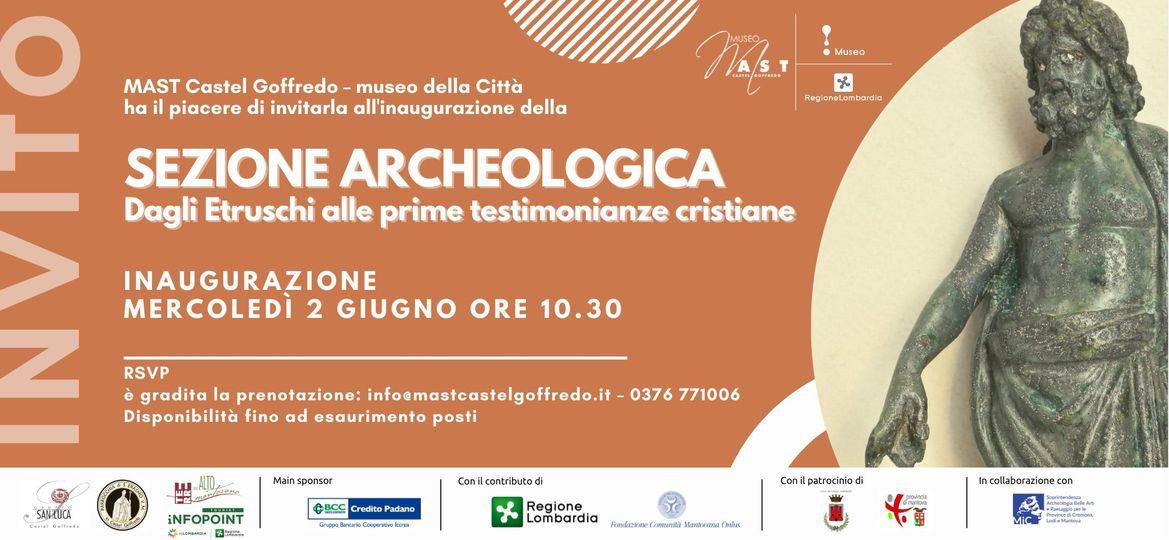 inaugurazione archeo
